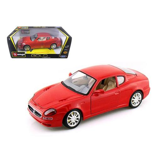 Maserati 3200 GT Coupe Red 1/18 Diecast Model Car by Bburago