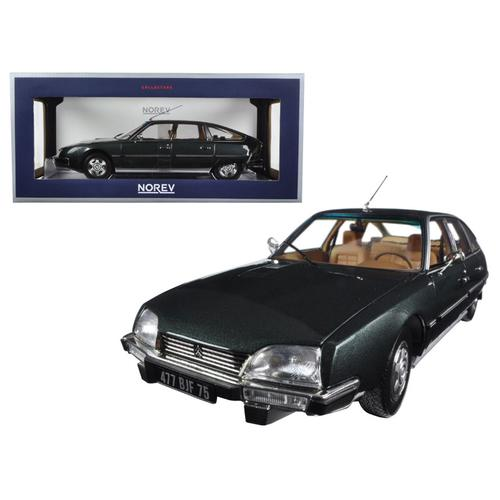 1976 Citroen CX 2200 Pallas Vulcain Grey 1/18 Diecast Model Car by Norev