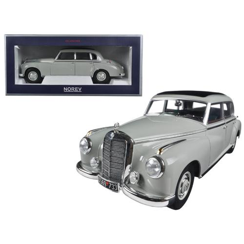 1955 Mercedes 300 Grey 1/18 Diecast Model Car by Norev