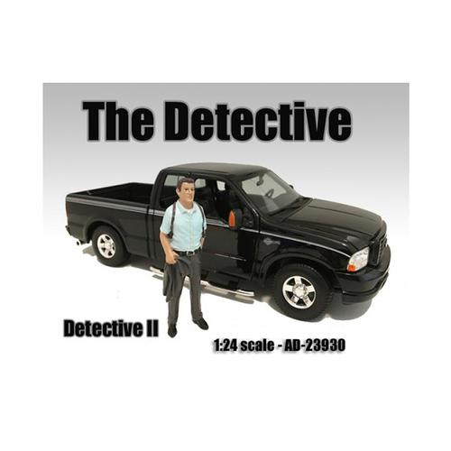 """""""The Detective #2"""" Figure For 1:24 Scale Models by American Diorama"""