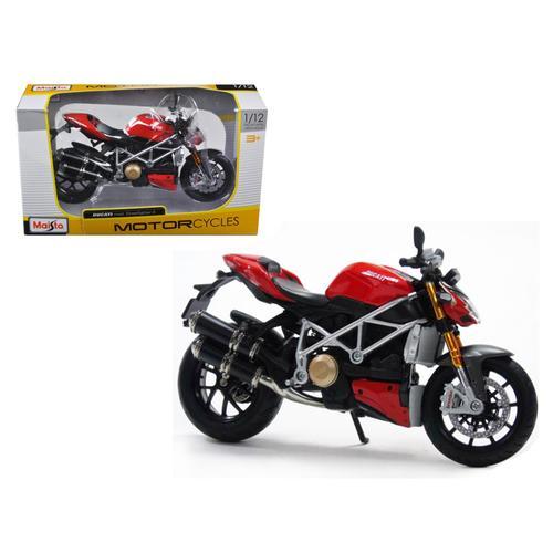 Ducati Mod Streetfighter S Motorcycle 1/12 Maisto