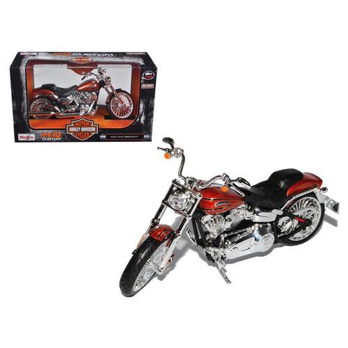 2014 Harley Davidson CVO Breakout Motorcycle Model 1/12 by Maisto