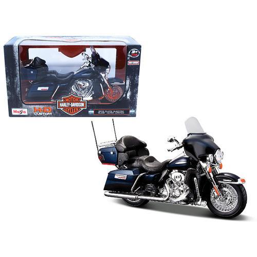 2013 Harley Davidson FLHTK Electra Glide Limited 1/12 Diecast Motorcycle Model by Maisto