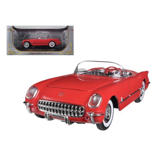 1953 Chevrolet Corvette Red 1/32 Diecast Car Model by Signature Models