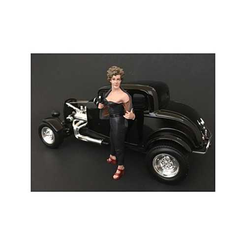 50's Style Figure II for 1:24 Scale Models by American Diorama