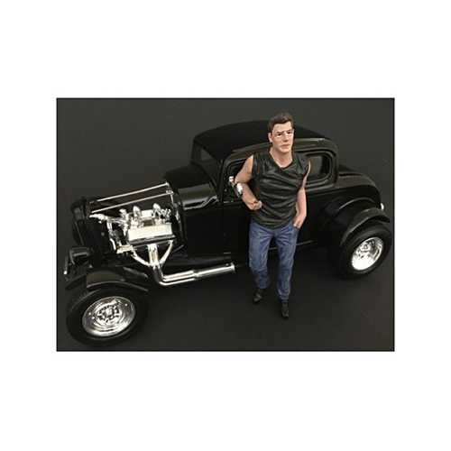 50's Style Figure III for 1:24 Scale Models by American Diorama