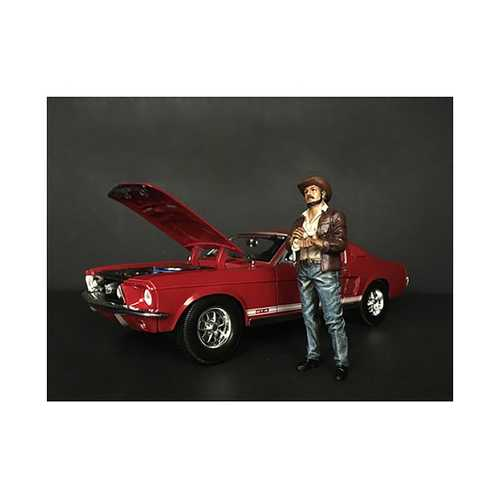 The Western Style Figurine VIII for 1/24 Scale Models by American Diorama