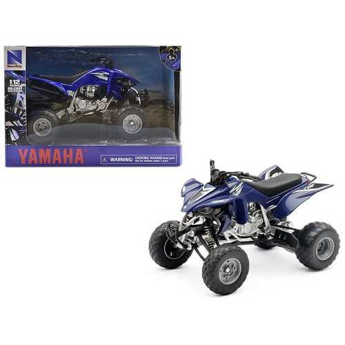 Yamaha YFZ 450 ATV 1/12 Motorcycle Model by New Ray