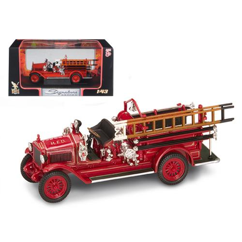 1923 Maxim C-1 Fire Engine Red 1/43 Diecast Model by Road Signature