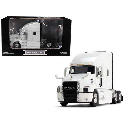 Mack Anthem Sleeper Cab Arctic White 1/50 Diecast Model by First Gear