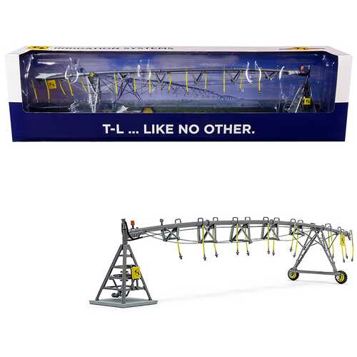 T-L Irrigation Center Pivot with Drops 1/64 Diecast Model by DCP/First Gear