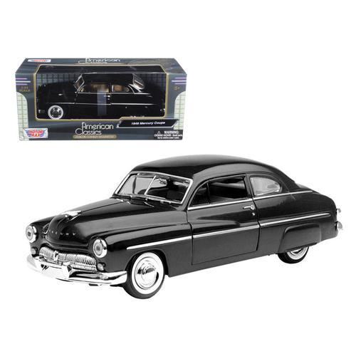 1949 Mercury Black 1/24 Diecast Model Car by Motormax