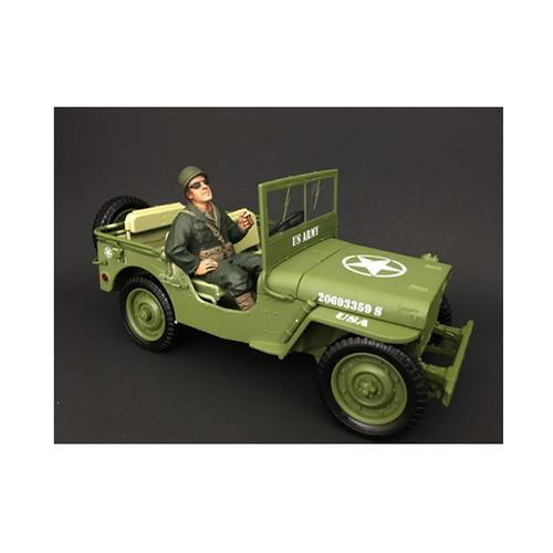 US Army WWII Figure III For 1:18 Scale Models by American Diorama