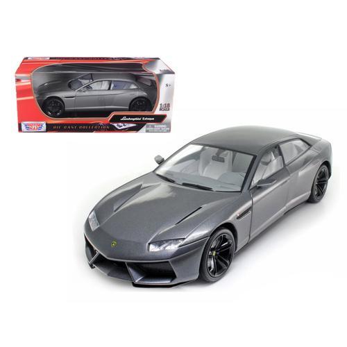 Lamborghini Estoque Gray 1/18 Diecast Model Car by Motormax