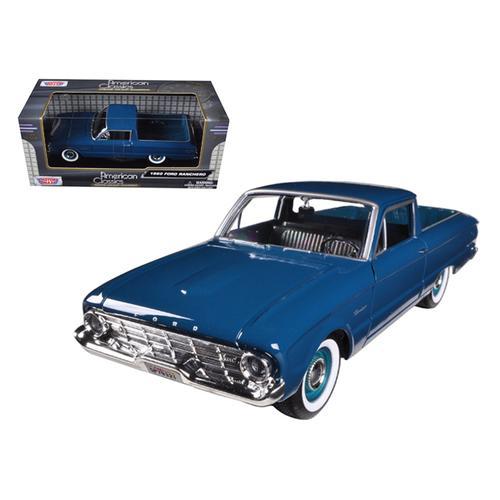 1960 Ford Falcon Ranchero Pickup 1/24 Diecast Model Car by Motormax