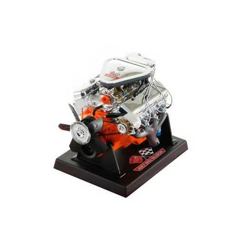 Chevy Big Block L89 Tri-Power Turbo Jet 427 Engine Model 1/6 Diecast Replica by Liberty Classics
