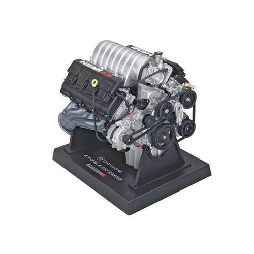 Engine Dodge Challenger 6.1L SRT8 1/6 Model by Liberty Classics