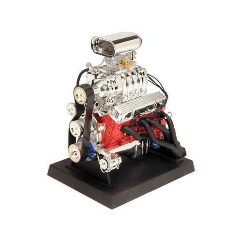 Engine Chevrolet Blown Hot Rod 1/6 Diecast Replica Model by Liberty Classics