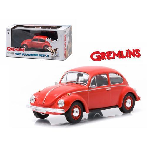 "1967 Volkswagen Beetle ""Gremlins"" (1984) 1/43 Diecast Model Car by Greenlight"