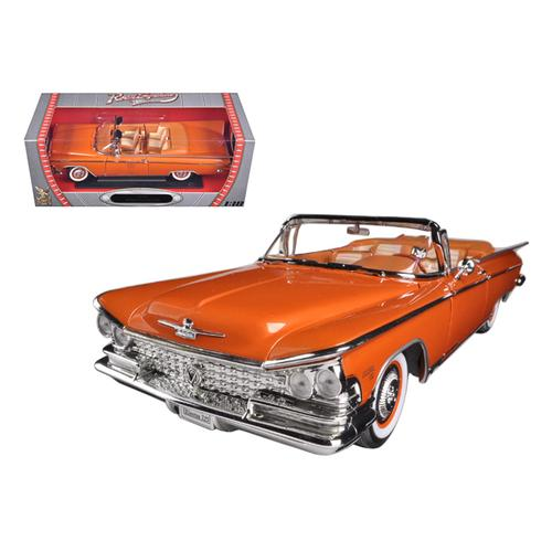 1959 Buick Electra 225 Copper 1/18 Diecast Model Car by Road Signature