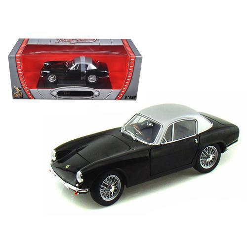 1960 Lotus Elite Black 1/18 Diecast Model Car by Road Signature