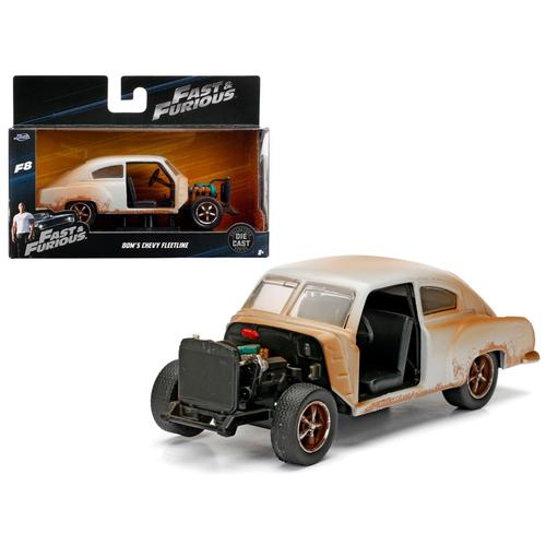 "Dom's Chevrolet Fleetline Fast & Furious F8 ""The Fate of the Furious"" Movie 1/32 Diecast Model Car by Jada"