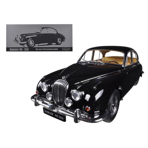 1967 Daimler V8-250 Black Limited to 3000pc 1/18 Diecast Car Model by Paragon