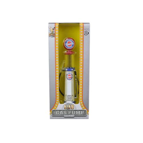 Buick Gasoline Vintage Gas Pump Cylinder 1/18 Diecast Replica by Road Signature
