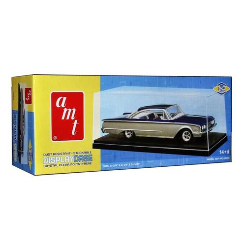 Collectible Display Show Case for 1/24-1/25 Scale Model Cars by AMT