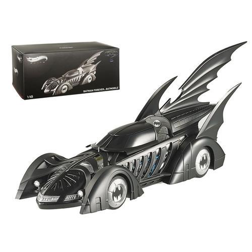 1995 Batman Forever Batmobile Elite Edition 1/18 Diecast Car Model by Hotwheels
