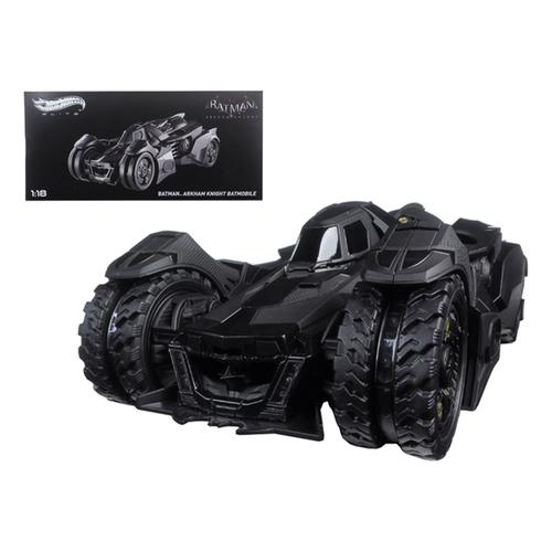 Batman Arkham Knight Batmobile Elite Edition 1/18 Diecast Model Car by Hotwheels