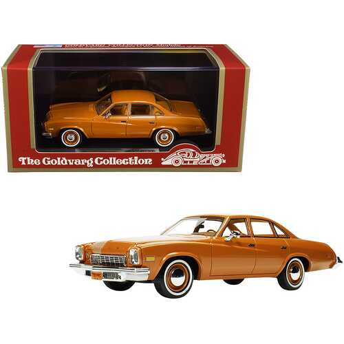 1974 Buick Century Ginger Brown Metallic Limited Edition to 220 pieces Worldwide 1/43 Model Car by Goldvarg Collection
