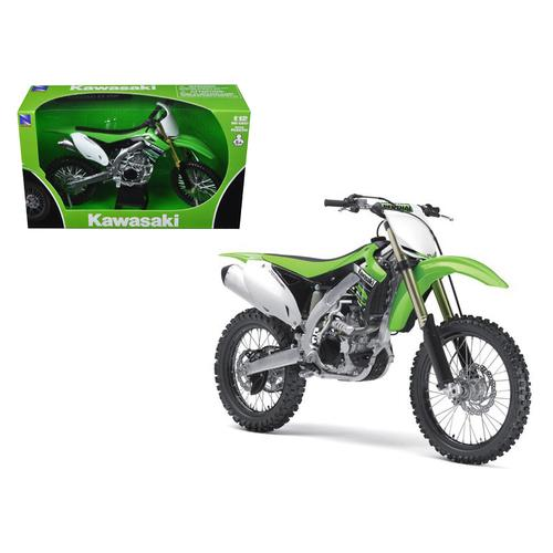 2012 Kawasaki KX 450F Dirt Bike Motorcycle 1/12 Model by New Ray