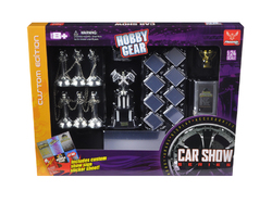 Accessories Car Show Trophy Winner Set Ford 1/24 Diecast Model Cars by Phoenix Toys