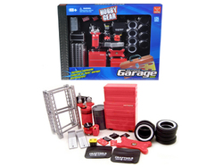 Garage Accessories Tool Set for 1/24 Scale Model Cars by Phoenix Toys