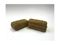 Hay Bale Accessory 2 piece Set for 1/18 Scale Models by American Diorama