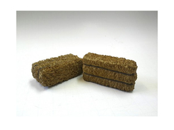 Hay Bale Accessory 2 Piece Set for 1/24 Scale Models by American Diorama
