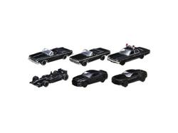 Black Bandit Series 8, 6pc Set 1/64 Diecast Car by Greenlight