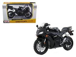 Honda CBR 1000RR Black 1/12 Diecast Motorcycle Model by Maisto