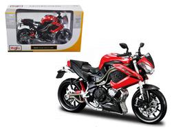 Benelli Tornado Naked Tre R160 Bike 1/12 Motorcycle by Maisto
