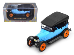 1917 Reo Touring Blue 1/32 Diecast Model Car by Signature Models