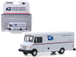 """2019 Mail Delivery Vehicle """"USPS"""" (United States Postal Service) White """"H.D. Trucks"""" Series 17 1/64 Diecast Model by Greenlight"""