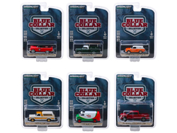 """""""Blue Collar Collection"""" Set of 6 pieces Series 5 1/64 Diecast Model Cars by Greenlight"""