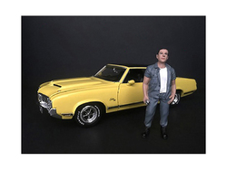"""""""Hanging Out II"""" Beto Figurine for 1/18 Scale Models by American Diorama"""