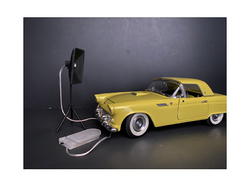 Photographer Lighting Kit, Set of 2 Lights for 1/24 Scale Models by American Diorama