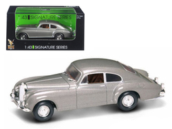 1954 Bentley R Type Gray 1/43 Diecast Model Car by Road Signature
