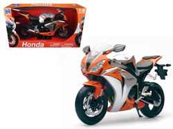2010 Honda CBR 1000RR Motorcycle 1/6 Diecast Model by New Ray