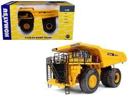 Category: Dropship Die Cast Model Cars And Trucks, SKU #50-3273, Title: Komatsu 830E-AC Dump Truck 1/50 Diecast Model by First Gear