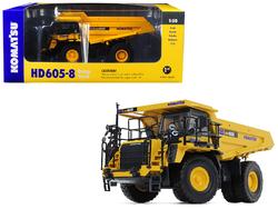 Komatsu HD605-8 Dump Truck 1/50 Diecast Model by First Gear