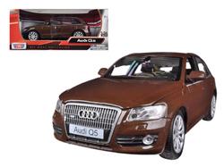 Audi Q5 Brown 1/24 Diecast Car Model by Motormax